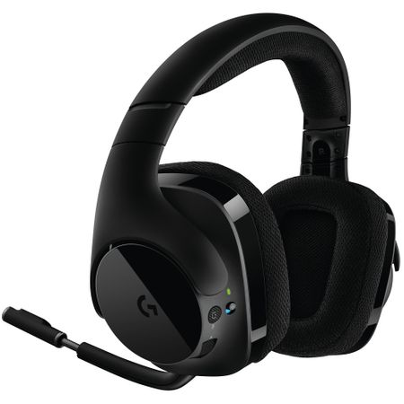Casti Gaming Wireless Logitech