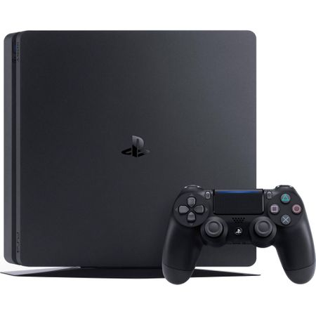 Review Consola PS4 Slim