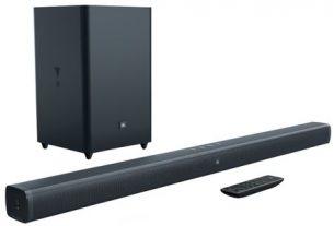 Soundbar JBL BAR 2.1, 300W Bluetooth