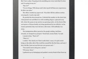 E-Book Reader Kobo Clara HD