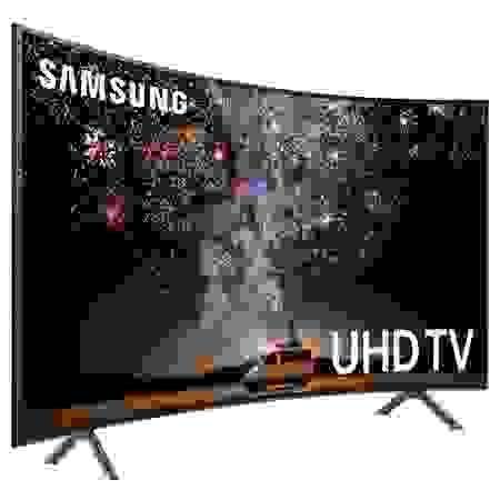 Televizor curbat LED Smart Samsung, 138 cm, 55RU7302