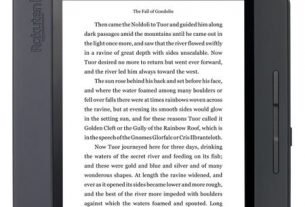 EBook Reader Kobo Forma, 8.0""