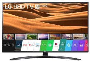 Televizor LED Smart LG, 127 cm, 50UM7450PLA