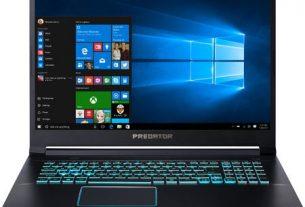 Laptop Gaming Acer Predator PH317