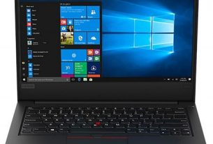 Laptop Lenovo 14'' ThinkPad E490