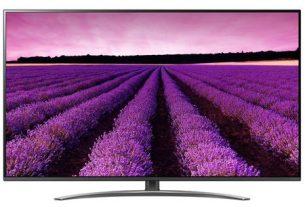 Televizor LED Smart LG, 139 cm, 55SM8200PLA