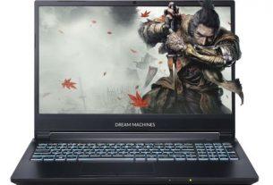 Laptop Clevo Dream Machines G1650-15EU20
