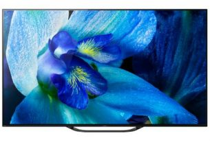 Televizor Smart Android OLED Sony BRAVIA, 138.8 cm, 55AG8