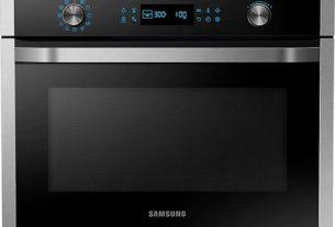Cuptor incorporabil combi Samsung NQ50J5530BS/EO