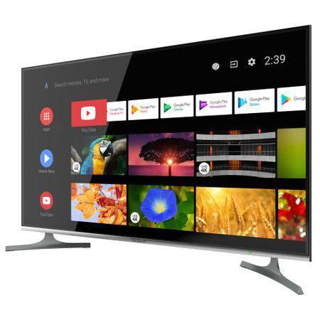 Televizor Smart LED Android Tesla, 55S903SUS, 140 cm, 4K Ultra HD