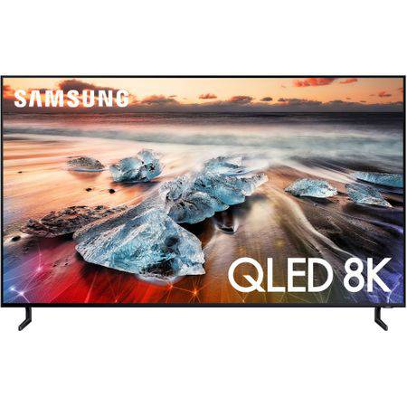 Televizor QLED Smart Samsung, 163 cm, 65Q950RB, 8K