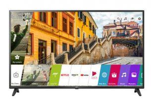 Televizor LED Smart LG, 189 cm, 75UK6200PLB, 4K Ultra HD