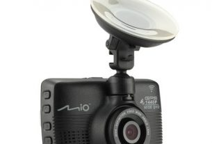 Camera auto Mio MiVue 752 WIFI Dual, Full HD 2.5K, 140 grade