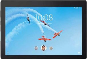 Tableta Lenovo Tab E10, Quad Core, 10.1""