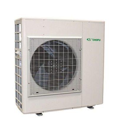 Pompa de caldura aer-apa CHOFU 6kW pentru suprafete intre 80-120 m²