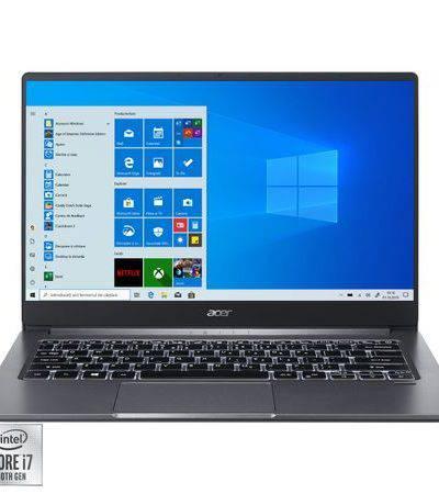 Laptop ultraportabil Acer Swift 3 SF314-57-78YK
