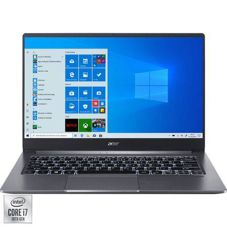 Laptop ultraportabil Acer Swift 3 SF314-57-78YK