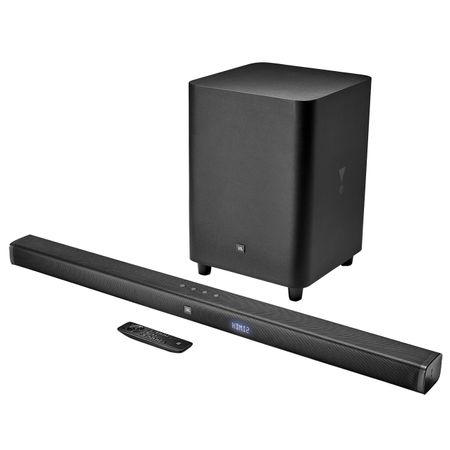 Soundbar JBL BAR 3.1, 450W, bluetooth, subwoofer wireless