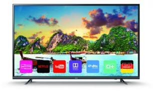 Televizor LED UHD 4K NetflixSmart Metz 65U2 165cm