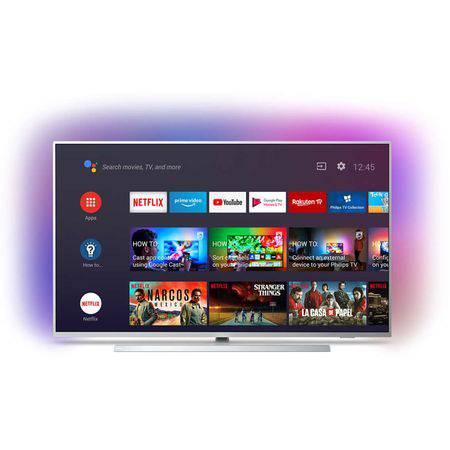 Televizor LED Smart Android Philips, 164 cm, 65PUS7304/12, 4K Ultra HD