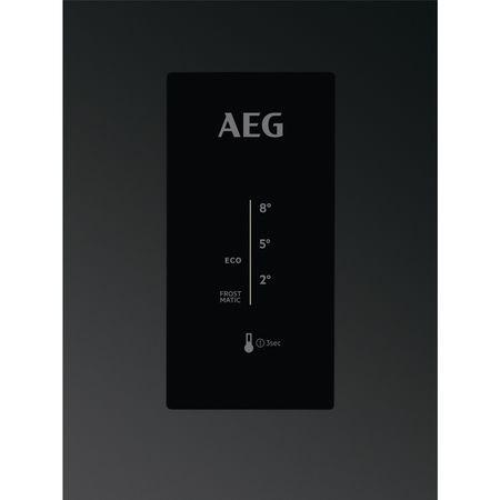 Combina frigorifica AEG RCB53426TX
