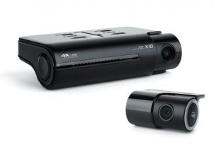 Set camere auto DVR, fata-spate IROAD-X10-2CH-64G, UHD