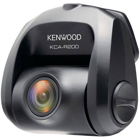 "Camera auto DVR duala Kenwood A601WR200, 4K, Ecran 3"", HDR"