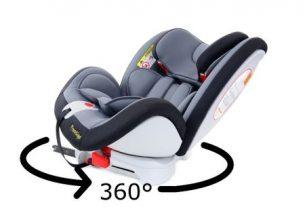 Scaun auto Profesional dedicat pentru copil, BABY JOLIE PRESTIGE IDL Collection