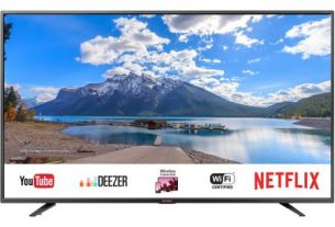 Televizor LED Smart Sharp, 164 cm, 65BJ5E, Ultra HD 4K