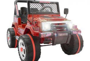 Masinuta electrica pentru copii Mappy, cu 2 locuri, Drifter Jeep