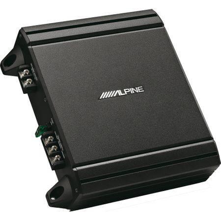 "Pachet Alpine SBG-1244BP Subwoofer Bandpass 30cm (12"") + MRV-M250 amplificator 1 canal + 350940 kit cabluri Aiv 10mm²"