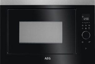 Cuptor cu microunde incorporabil AEG MBE2658DEM