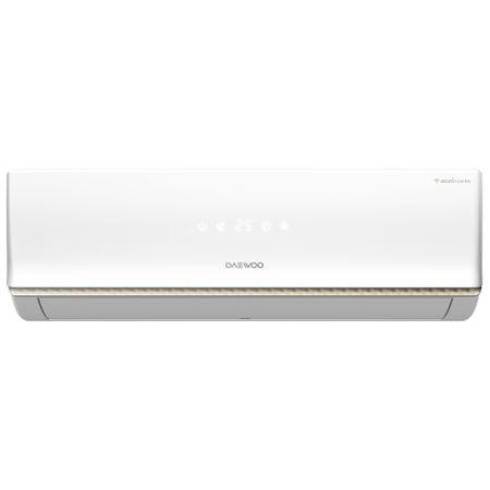 Aparat de aer conditionat Daewoo 12000 BTU Wi-Fi, Clasa ++, kit instalare inclus, 4 directii de ventilare, DSB-H1202JLH-VKW,