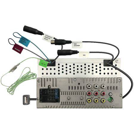 Sistem multimedia 2 DIN Kenwood