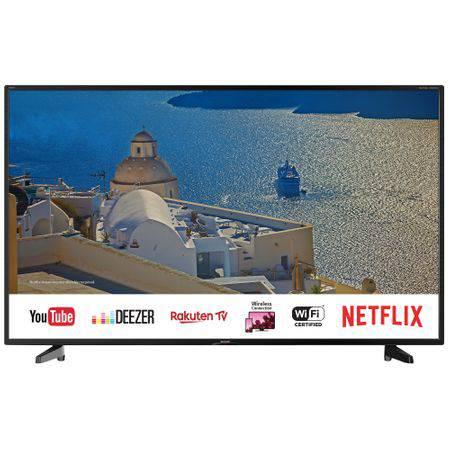 Televizor LED Smart Sharp, 127 cm, 50UI7422E, 4K Ultra HD