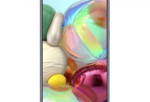 Telefon mobil Samsung Galaxy A71, Dual SIM