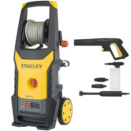 Masina de spalat cu presiune Stanley, 2.2 kW, 150 bar