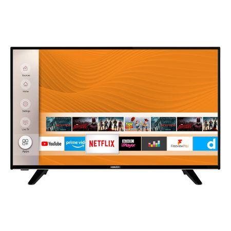 Televizor LED Smart HORIZON, 139 cm, 55HL7590U, 4K Ultra HD