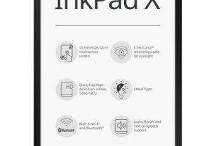 """eBook Reader PocketBook Inkpad X , 10.3"""" Mobius"""