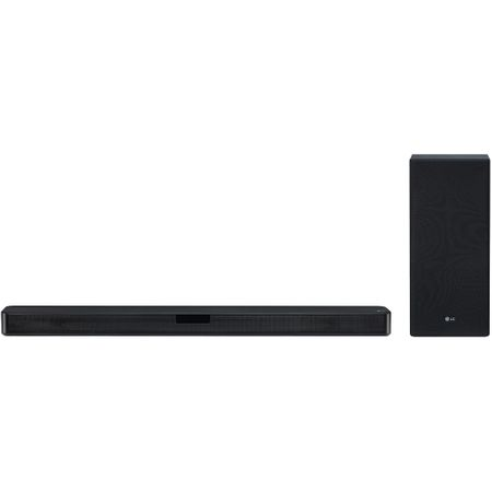 Cel mai bun soundba - LG SL5Y, 400W, 2.1 , High Res Audio