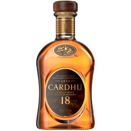 Whisky Cardhu 18YO, Single Malt 40%