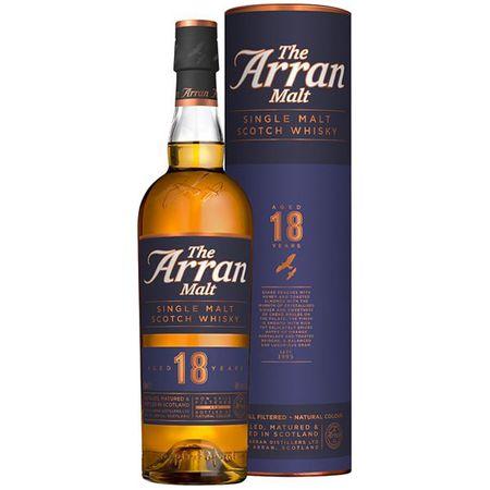 Whisky Arran 18YO, Single Malt 46%