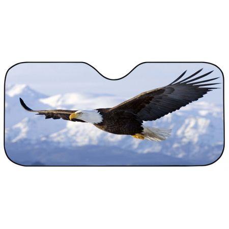 Pachet compus din doua parasolare frontale Eagle