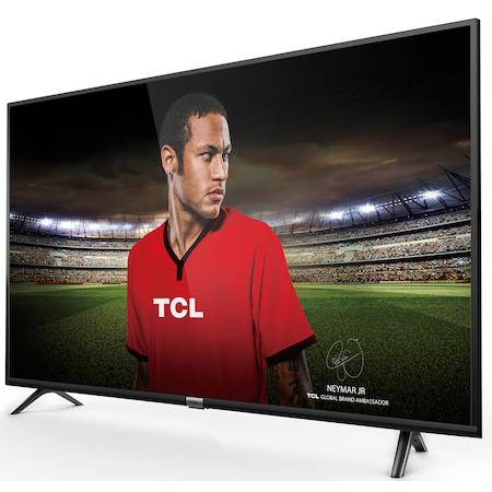 Televizor LED Smart TCL, 127 cm, 50DP600, 4K Ultra HD