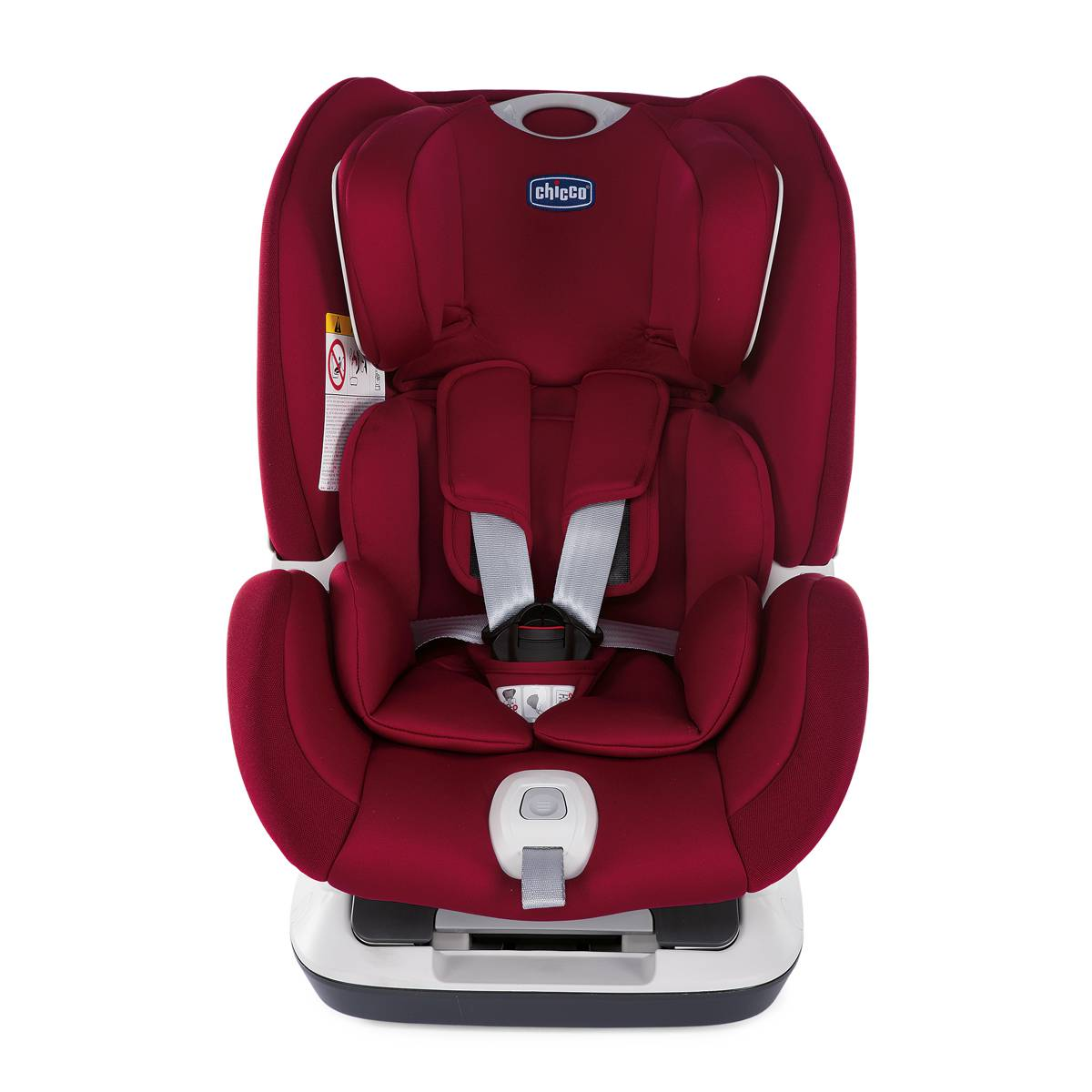 Scaun auto Chicco Seat Up 012 Isofix, Red Passion