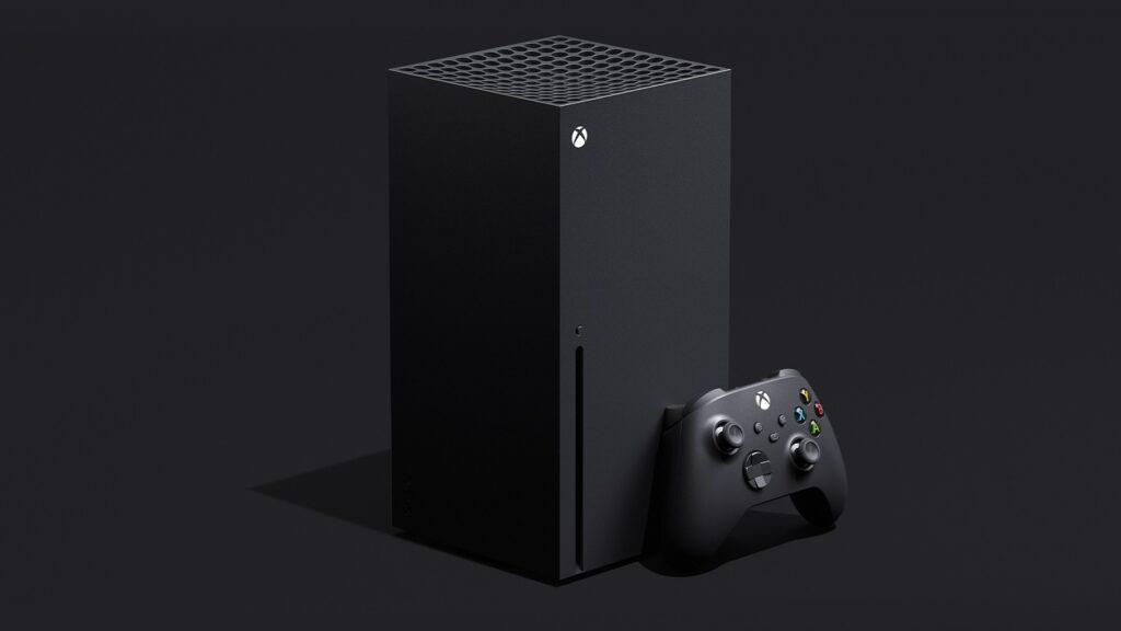 Consola Microsoft Xbox series X