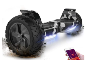 Hoverboard Right Choice Challenger Basic Hummer Off-Road RCB