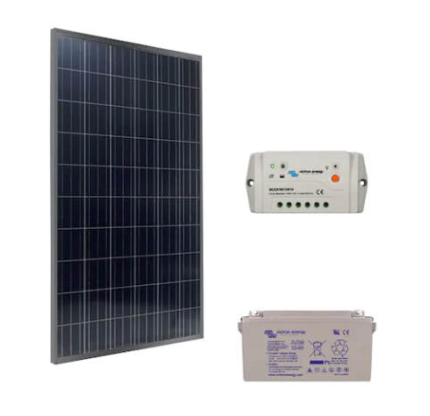 2. Kit fotovoltaic Idella 250W - IDL250W90A