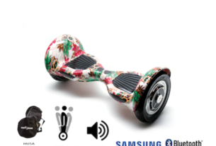 Hoverboard Smart Balance™ Premium Brand, Off Road Skull Color