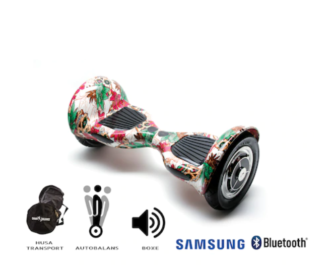 Hoverboard Smart Balance™ Premium Brand, Off Road Skull Color
